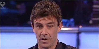 Alonso Caparrós.