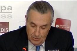José María Marín Quemada. Presidente de la CNMC.