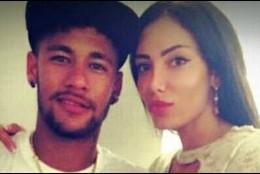 Neymar y Soraja.