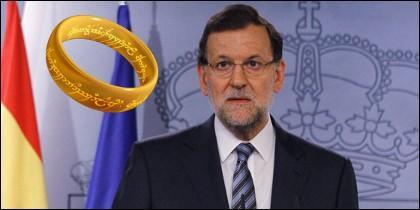 Mariano Rajoy y el Anillo Único.