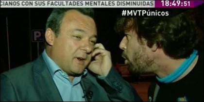 Insultos a Juan José Morales, del PSOE de Collado Villalba.