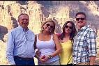 Brittany Maynard y su familia