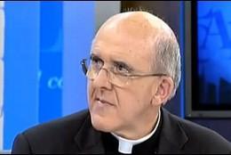Carlos Osoro, entrevistado en 13TV