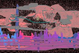 'Vencejos', apunte digital, 1999.