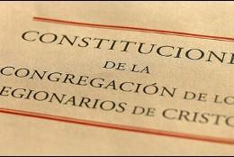 Las Constituciones de la Legión de Cristo