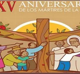 XXV aniversario de los mártires de la UCA