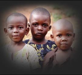 Los niños del ébola