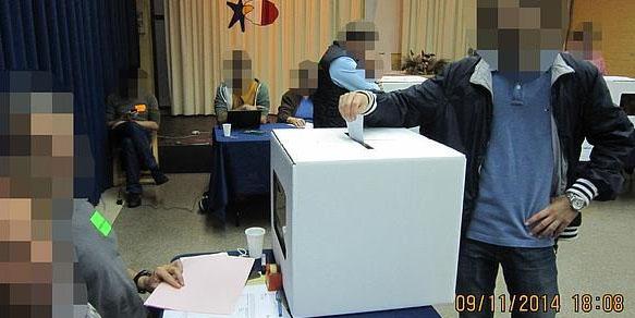 listado centros de votacion: