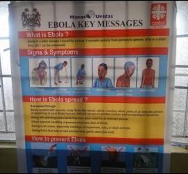 Manos Unidas y el ébola