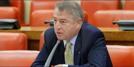 Jo´se Antonio Sánchez, presidente de RTVE.