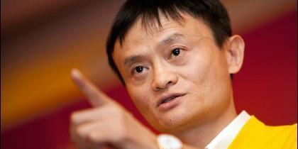Jack Ma, CEO de Alibaba.