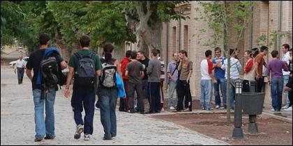 Campus de la UCLM.