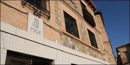 Sede del PSOE.