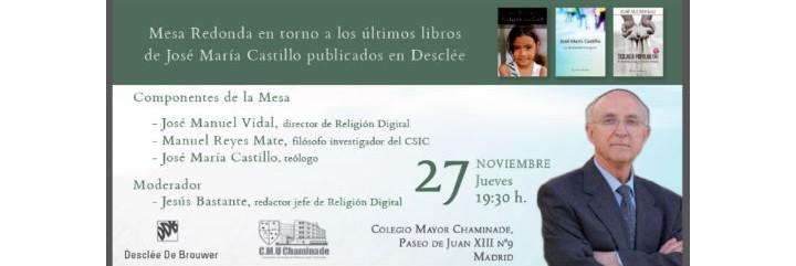 Homenaje a José María Castillo