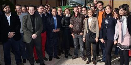 García Tejerina en el I Congreso Nacional de Jóvenes Agricultores