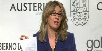 Cristina Teniente.