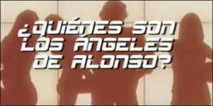 Ángeles de Alonso.