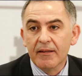 Santiago Pérez, subdelegado del Gobierno en Granada