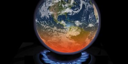 Preocupa el calentamiento global.