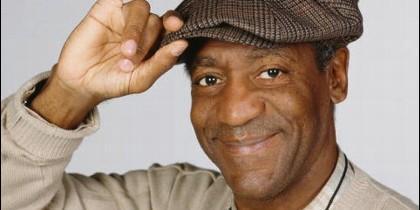 El cómico Bill Cosby, en su juventud.