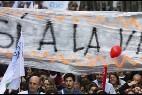 Manifestación pro vida en Madrid