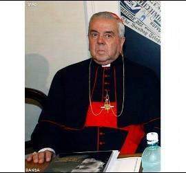 El cardenal Angelini