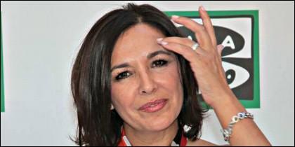 Isabel Gemio.