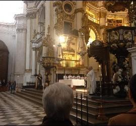 Misa en Granada