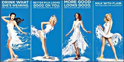 La nueva leche 'Fairlife'.