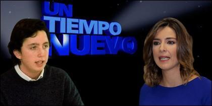 'El Pequeño Nicolás y Sandra Barneda'.