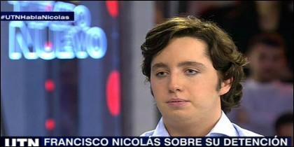 El 'Pequeño Nicolás' en Tele 5