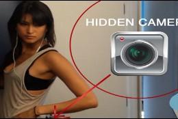 La mujer y su cámara