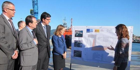 La autopista del mar vigo francia recibe una ayuda de 650 for Pastores alemanes en coruna