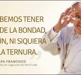 Francisco y la ternura