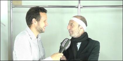 Roberto Marbán y Andrés Aberasturi
