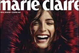 María Valverde portada de Marie Claire