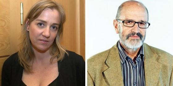 Tania Sánchez y Raúl Sánchez Herranz