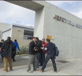 Los detenidos se encuentran en la Comisaría de Granada