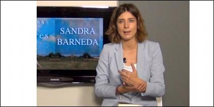 Sandra Barneda.