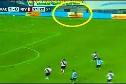 Un fantasma en el estadio