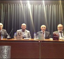 Guerrero, Vidal, Castillo y Mate