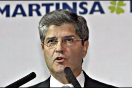 Fernando Martín, presidente de Martinsa Fadesa.