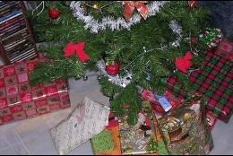 Regalos navideños.