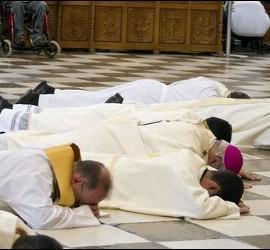 Acto de contricción del arzobispo de Granada