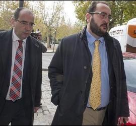 Los abogados de los imputados por el caso 'Romanones'