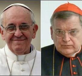 Papa y Burke