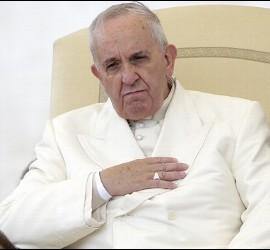 El Papa, contra las armas nucleares