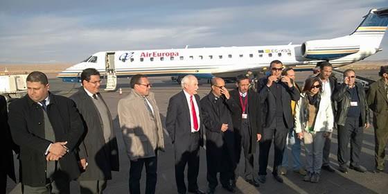 Air europa inicia su ruta a ouarzazate la joya tur stica for Oficinas air europa madrid