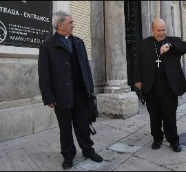 Manuel Amor y Manuel Ureña