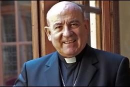 Vicente Jiménez Zamora, nuevo arzobispo de Zaragoza